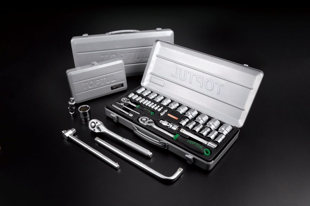 Toptul Socket Sets from Southern Cross Tradies