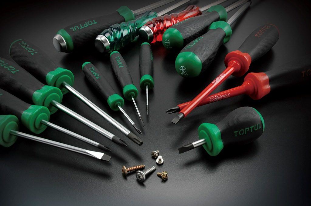 Toptul Screwdriver Bits and Accessories from Southern Cross Tradies