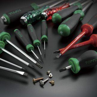 Screwdrivers, Screwdriver Bits and Accessories